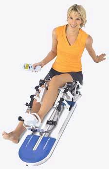 Тренажер ARTROMOT K1 для пассивной реабилитации коленного и тазобедренного сустава