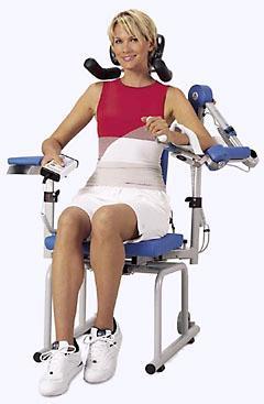 Тренажер ARTROMOT- S3 для пассивной разработки плечевого сустава