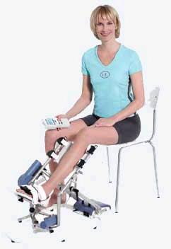 Тренажер для механотерапии ARTROMOT-SP3 для разработки лодыжки и голеностопного сустава