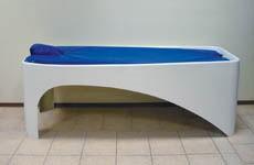 Кушетка Комфорт модель 1 для грязелечения и обертываний
