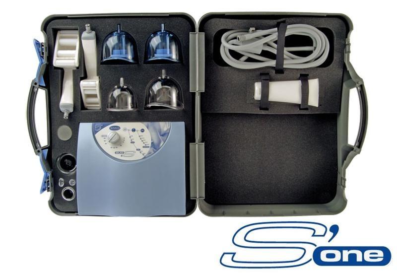 Аппарат физиотерапевтический для лечения вакуумом и лимфодренажа Starvac S'One. Старвак