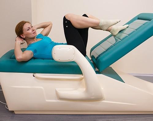 Тонусный стол СТ-3 (для мышц живота)