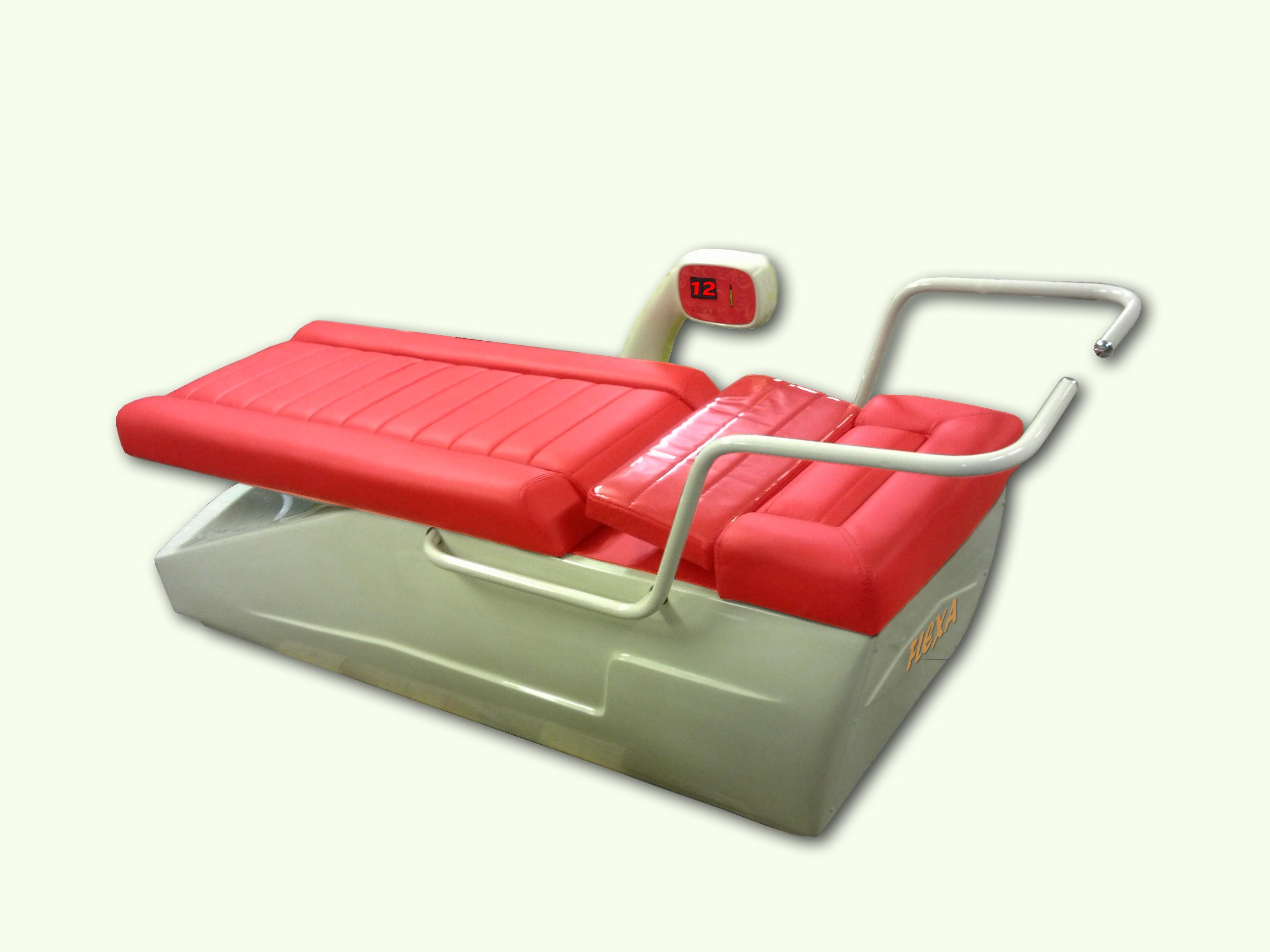 Тонусный стол СТ-08 (для спины, поясницы и косых мышц живота)