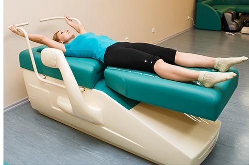 Тонусный стол СТ-02 (для талии/косых мышц живота)