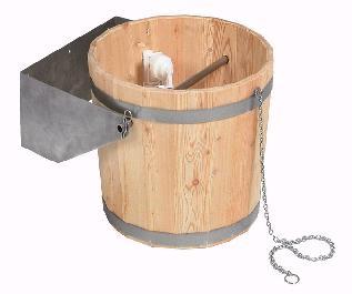 Обливное устройство для бани и сауны (экстремальный душ)