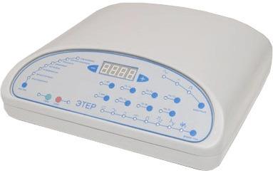 Аппарат электротерапии, электростимуляции, электрофореза Этер (все виды тока)