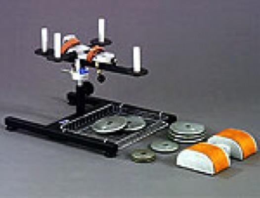 Многофункциональный тренажер модель 2003 для реабилитации стопы и голеностопа