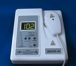 МИЛТА-Ф-8-01 аппарат лазерной МИЛ-терапии